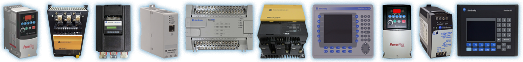 Allen Bradley Industrial Repair